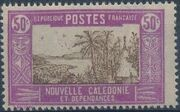 New Caledonia 1928 Definitives l