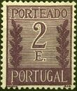 Portugal 1940 Postage Due Stamps j