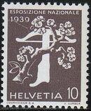 Switzerland 1939 National Exposition of 1939 k