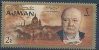 Ajman 1966 Winston Churchill e
