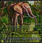 Burundi 1971 Animals s