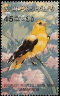 Libya 1982 Birds i