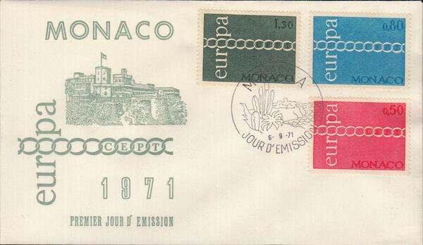 Monaco 1971 Europa d