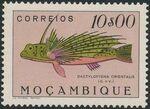 Mozambique 1951 Fishes t
