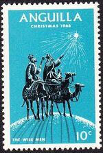 Anguilla 1968 Christmas b