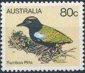 Australia 1980 Australian Birds (2nd group 1980) e.jpg