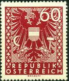 Austria 1945 Coat of Arms r