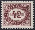 Austria 1947 Postage Due Stamps - Type 1894-1895 with 'Republik Osterreich' q.jpg