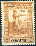 Cape Verde 1938 Portuguese Colonial Empire b