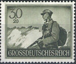 Germany-Third Reich 1944 Armed Forces and Heroes Day m