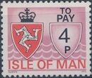 Isle of Man 1975 Postage Due Stamps c