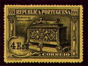 Portugal 1924 400th Birth Anniversary of Camões ac