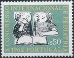 Portugal 1962 10th International Congress of Pediatrics a
