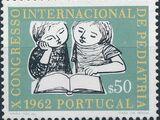 Portugal 1962 10th International Congress of Pediatrics