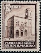 San Marino 1932 Opening of New General Post Office d