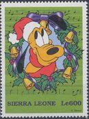Sierra Leone 1997 Disney Christmas Stamps g