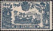 Spain 1905 Don Quixote Issue d