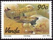 Venda 1992 Crocodile Farming c