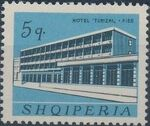 Albania 1965 Buildings a