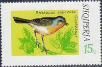Albania 1974 Song Birds b