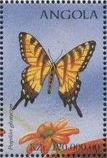 Angola 1998 Butterflies (2nd Group) b