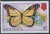 Antigua 1975 Butterflies b