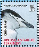 British Antarctic Territory 2008 Penguins of the Antarctic a