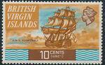British Virgin Islands 1970 Ships i