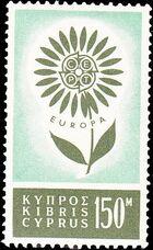 Cyprus 1964 EUROPA - CEPT c
