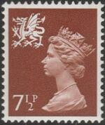 Great Britain - Scotland 1971 Machins d
