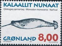 Greenland 1997 Whales d