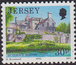 Jersey 1990 Views of Jersey (3rd Group) a