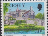 Jersey 1990 Views of Jersey (3rd Group)