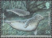 Jersey 2000 Marine Life IV - Marine Mammals d