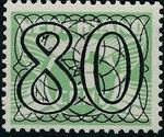 Netherlands 1940 Numerals - Stamps of 1926-1927 Surcharged o