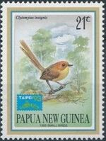 Papua New Guinea 1993 Small birds TAIPEI'93 a