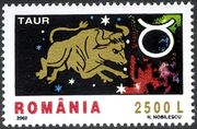 Romania 2002 The Signs of the Zodiac b