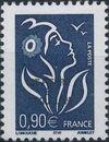 St Pierre et Miquelon 2005 Definitive Issue - Marianne des Français h