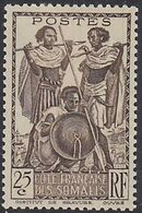 French Somali Coast 1938 Definitives h