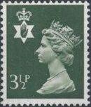 Great Britain - Northern Ireland 1974 Machins b
