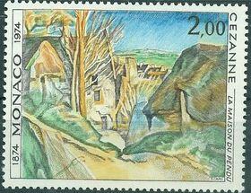 Monaco 1974 100th Anniversary of Impressionism e