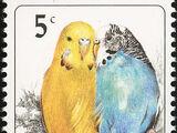 Netherlands Antilles 1997 Birds