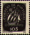 Portugal 1943 Portuguese Caravel (1st Issue) a.jpg
