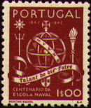 Portugal 1945 100th Anniversary of the Maritim School c