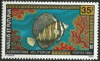 Wallis and Futuna 1993 Fishes b