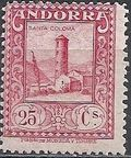 Andorra-Spanish 1929 Local Motifs f