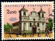 Angola 1963 Churches h