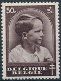 Belgium 1936 National Anti-Tuberculosis Society - Prince Boudewijn d