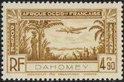 Dahomey 1940 Air Post Stamps d