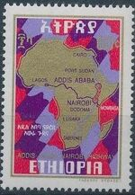 Ethiopia 1977 Nairobi Highways e